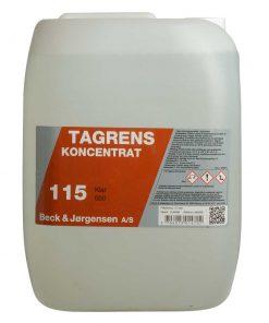 Beck og Jørgensen 115 tagrens koncentrat