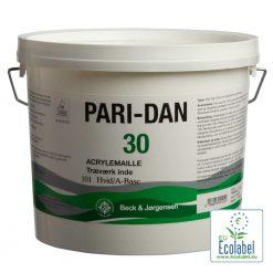 Pari-dan glans 30 acrylemalje