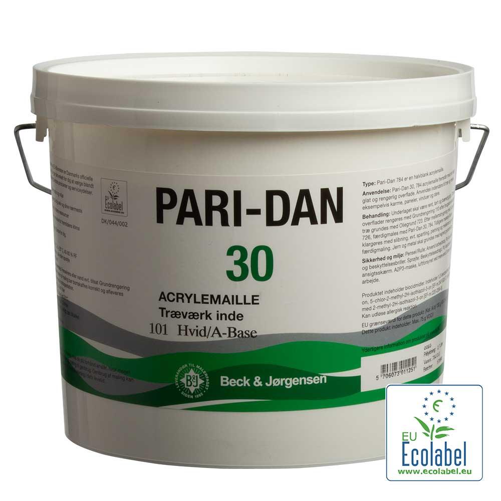 Pari-dan glans 30 acryl emaljemaling