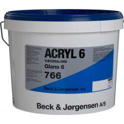 Acryl 6 vægmaling 766
