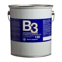 B3 grundingsolie fra Beck og Jørgensen