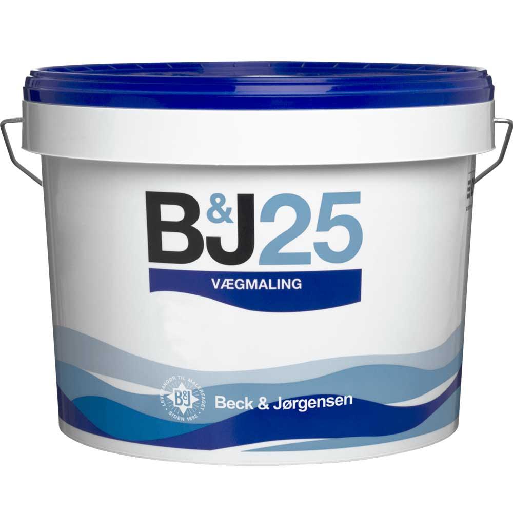 Beck & Jørgensen glans 25 vægmaling BJ25