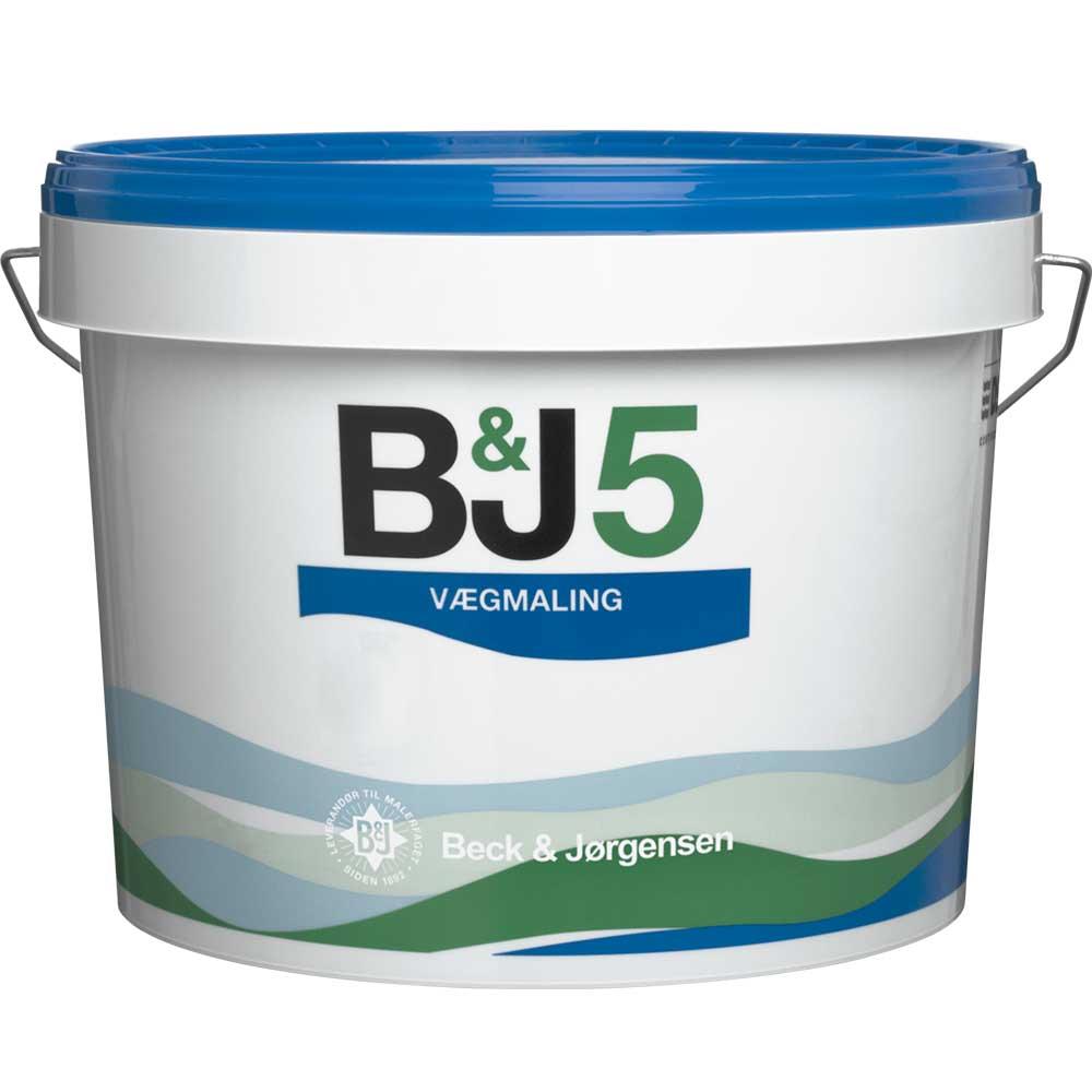 Beck & Jørgensen glans 5 vægmaling BJ5