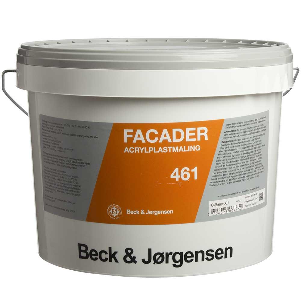 Helmat facademaling Beck & Jørgensen 461