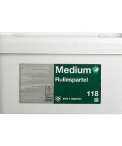 Let medium rullespartel 118