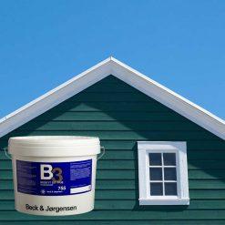 Beck og Jørgensen B3 755 træbeskyttelse til huset