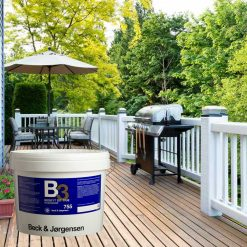 Beck og Jørgensen B3 755 træbeskyttelse til hegn og plankeværk