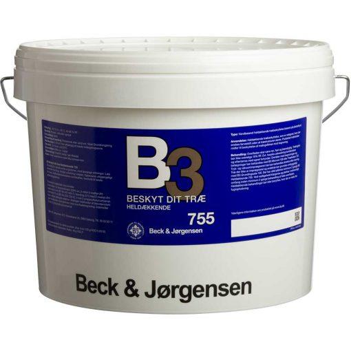 Heldækkende træbeskyttelse 755 Beck & Jørgensen