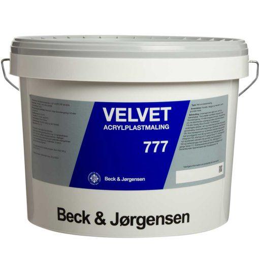 Velvet acrylplastmaling sokkelmaling 777