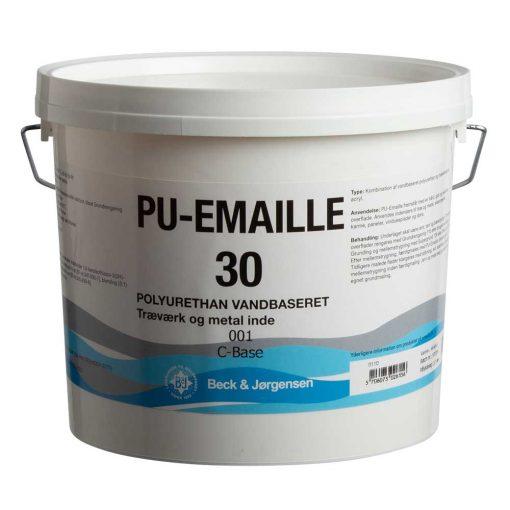 PU emalje træmaling og metalmaling