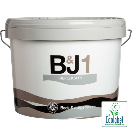 B&J1 refleksfri loftmaling
