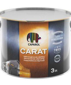 Caparol Carat træbeskyttelse og oliemaling