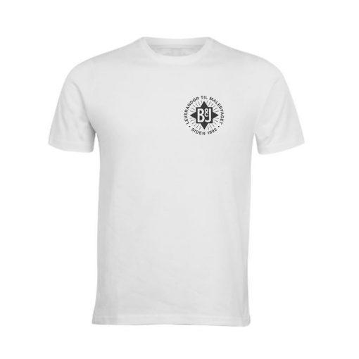 Hvide maler t-shirts