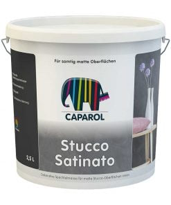 Caparol indfarvet spartelmasse Stucco Satinato