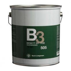 Havldækkende træbeskyttelse B3 505