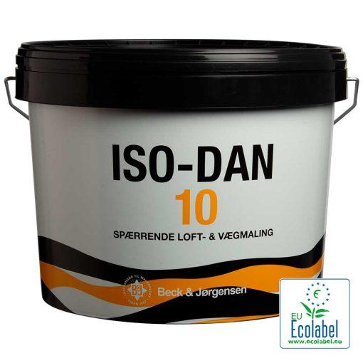 ISO DAN 10 spærrende vægmaling