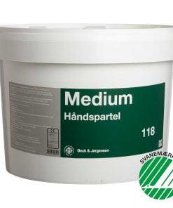 Svanemærket let medium håndspartel 118