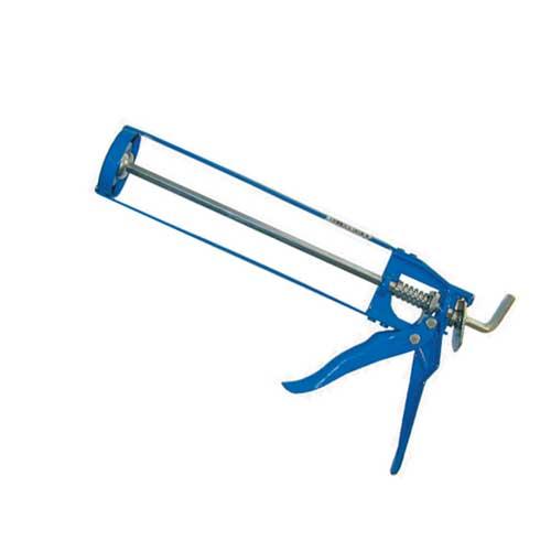 Fugepistol i blå