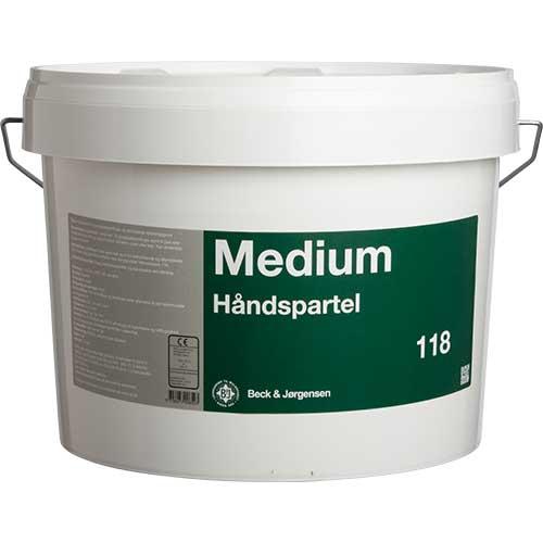 Medium håndspartel 118