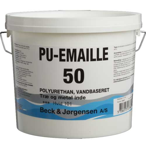 PU Emaille 50 maling