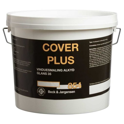 Cover Plus vinduesmaling 854 3 liter