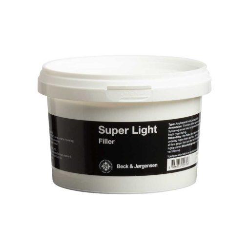 Super light filler Beck og Jørgensen