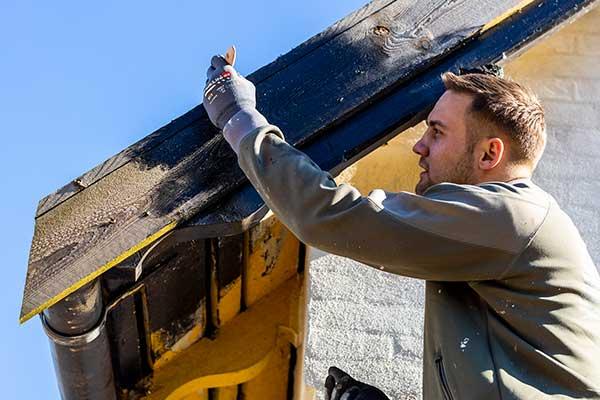 Træbeskyttelse og udendørsmaling