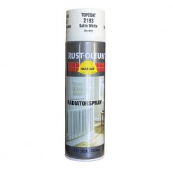 Rustoleum hvid radiatorspray