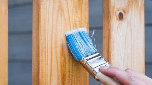 transparent træbeskyttelse