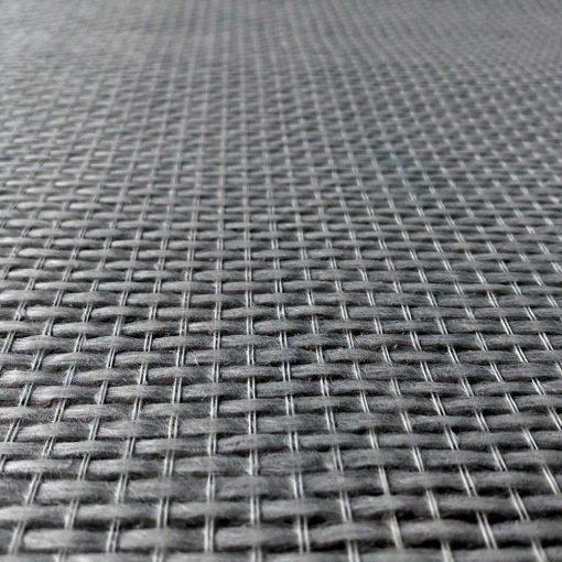 Billig glasvæv groft kvadrat i baner