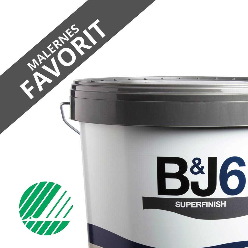 Beck og Jørgensen BJ6 malernes favorit
