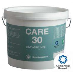 Care 30 allergivenlig indendørs træmaling